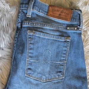 Lucky Brand Sofia Straight jeans Size - 14